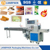 Flow Automatic Pillow Type Egg Roll Packing Machine