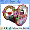 Low Investment Family Game Amusement Ride Happy Car Machine Happy Car