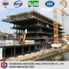 Customized Steel Frame Commercial Building for High-Rise Building