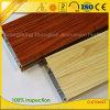 China Aluminum Factory Wooden Print Aluminum Frame for Sliding Window