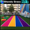 Rainbow Artificial Grass with Different Height
