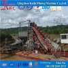 Sand Mining Gold and Iron Extracting Dredger Machine