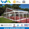 10X10m Outdoor Waterproof Clear Roof Wedding Tent in Germany