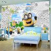 Custom Photo Wallpaper Decor Wall Mural for Kids Baby Room
