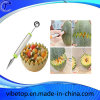 Stainless Steel Fruit Dig Ball Spoon with Engraving Function (KT-02)