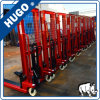Quick Lifting 1 Ton Manual Hydraulic Platform Stacker