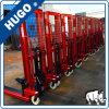 Quick Lifting 1 Ton Manual Hydraulic Platform Stacker