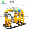 Methane Gas Pressure Regulating & Metering Skid Mounted Station