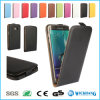 Genuine Leather Pouch Flip Case for Samsung Galaxy Phone
