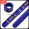 Fashion Custom Silicone Ruler Slap Bracelet with Promotion