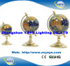 Yaye 18 Hot Sell 80mm/110mm/150mm/220mm/330mm Arch Single-Leg Gemstone Globes / World Globe