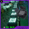 Outdoor 20PCS DMX 512 RGBWA 5in1 15W LED PAR Light