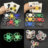 2017 New Model EDC Hot Sell Finger Tri Hand Spinner Fidget Spinner