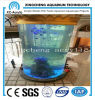 Large Round Acrylic Aquarium Restaurant Project Price