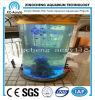 Large Round Acrylic Aquarium Restaurant Project Price