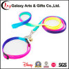 Pet Supply Colorful Safety Collar Pet Cat Dog Rainbow Puppy Leashes