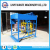 High Efficiency Semi-Automatic Concrete Blcok Making Machine/Porous Block Making Machine Price