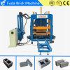 Qt4-18 Automatic Hydraulic Press Concrete Solid Brick Machine