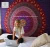 Hot Sell European Retro Tapestry Murals with Digital Printed Curtain