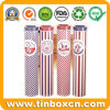 Stationery Box Packaging Metal Tin Pencil Case Pen Container