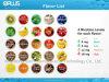 OEM Blueberry Flavor High Nicotine E Liquid for E Cigarette