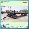 Tri-Axle Full Trailer/Flatbed Cargo Truck Trailer (LAT9371)