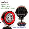 2014 New 10-30V 12watts Epistar LED Work Lights