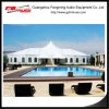 Curve Concert Tent with PVC Coated Polyester Fabric