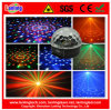 6 Colors Rgbywv 6W Rotation Crystal Ball Party Light