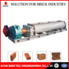 Doble Shaft Clay Fly Ash Bricks Mixer in Mexico