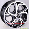 14*5.5jj Aluminium Wheel Rims 4*100 Auto Car Alloy Wheel