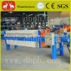 Stainless Steel/Casting Iron/Polypropylene Crude Oil Filter Machine