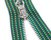 3# 4# 5# 8# 10# Metal Zipper with Fancy Puller/Colorful Zipper Tape/Open End& Closed End