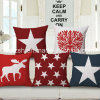 Cotton and Linen Fashion Sofa Cushion Car Cushion Office Pillow
