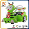 Two Engines and Battery Powered Baby Electric Motorcar Motorcycle