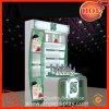 Wall Mounted Cosmetic Display Cabinets with Lights
