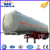 Factory Price 42cbm Diesel/Petrol/Crude Oil Storage Tank/Tanker Utility Cargotruck Semi Trailer
