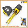 25mm Width Heavy Duty Steel Measuring Tape with High Quality