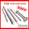 Single Extruder Screw and Barrel for PP Materials