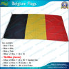 High Quality 1800X900mm 160GSM 100% Polyester Belgium National Flag
