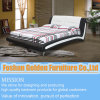Modern Leather Bed (2770)
