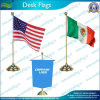 100% Polyester Durable Desk Flags (J-NF09M05005)