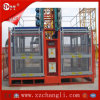 Elevation Platforms for Construction, Double Cage Construction Elevator