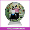 100mm Sunflower Shaped Customized Photo Crystal (SJ02)