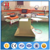 Round Shape Automatic Label Silk Screen Printing Machine