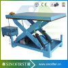 Material Cargo Lifting Warehouse Scissor Lift Elevator