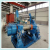 China Xk550 Bearing Roller Rubber Mixing Mill with Stock Blender