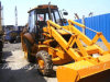 Used Jcb 3cx Wheeled Backhoe Loader--- (year 2005)