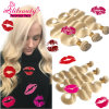 Fast Shipping Body Wave Virgin Peruvian Weave Blonde Hair