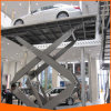 Ce Certification Hydraulic Electric Scissor Auto Car Lift for Sale